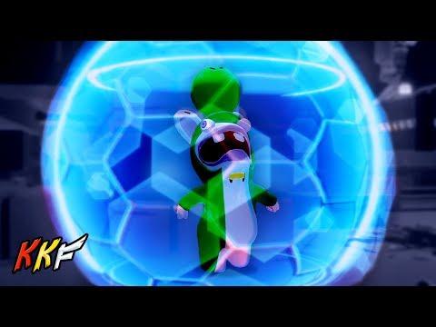 Lava Pit-4: In Full Gear - Mario + Rabbids Kingdom Battle