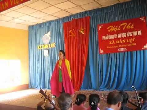 Phụ Nữ Chung Tay Xây Dựng Nông Thôn Mới Xã Dân Lực