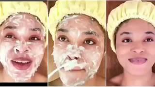 Se débarrasser des boutons du visage en seulement 7jours avec la vaseline & le dentifrice