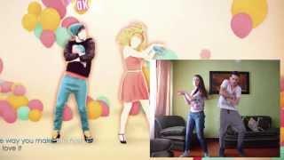 Just Dance 2014. Ariana Grande - The Way ft. Mac Miller