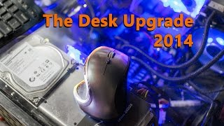 The Desk!!! Case Mod Upgrade 2014