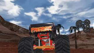 Monster Jam Maximum Destruction PC #3 MiniGames!