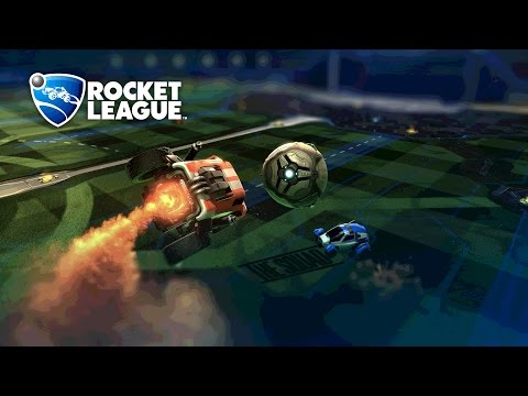 """WHAT DID I JUST WITNESS?!"" - Rocket League with JackKS & Crompo #1"