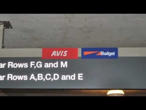 budget car rental mco  Orlando International Airport (MCO) - Finding Your Way To The Budget ...