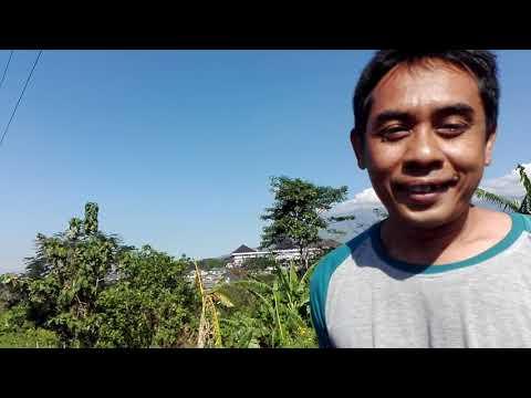 Jembatan Tlogomas Dari Sisi Utara Di Kelurahan Tunggulwulung Kota Malang