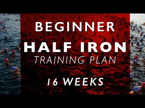 Ironman 70.3 Training for Beginners with Dave Erickson, Wend