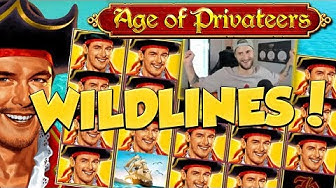 HUGE WIN!! Age of privateers Big Win - Casino Games - online casino