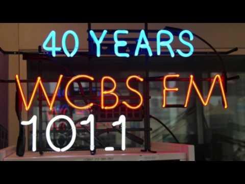 WCBS-FM 101.1 New York - Jam Creative Productions Warp Factor / Flamethrower Jingles