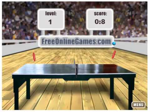 Table Tennis II (PC browser game)
