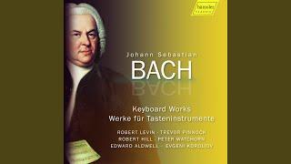 Prelude & Fughetta in F Major, BWV 901: Fugue