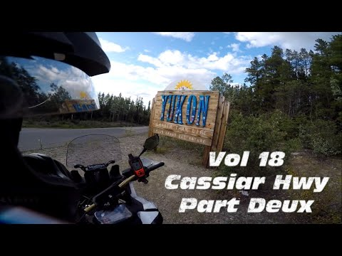 Vol 18- Cassiar Hwy Part Deux of the Great North American Motorcycle Tour from YouTube · Duration:  25 minutes 58 seconds
