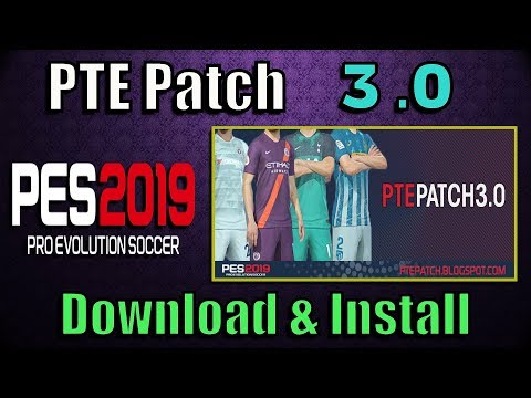 PES 2019 PTE