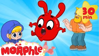 Oh No Morphle Farts - My Magic Pet Morphle | Cartoons For Kids | Morphle TV | BRAND NEW