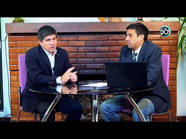 Entrevista Diputado Manuel Monsalve