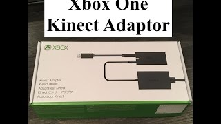Microsoft Kinect adapter for Windows or Xbox One S price in
