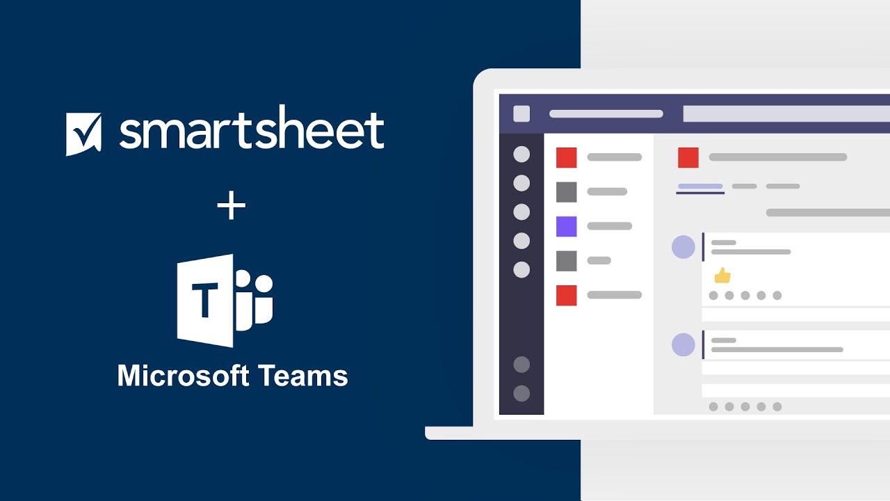 Microsoft Teams | Smartsheet