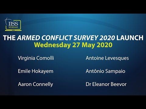 The Armed Conflict Survey 2020 launch