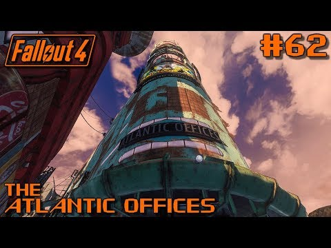 Fallout 4 #62 - The Atlantic Offices