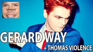 Gerard Way Interview w/ Thomas Violence