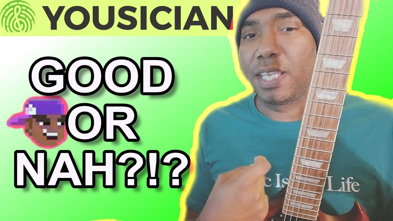 Yousician Review | Beginner Friendly? | Guitar Lessons