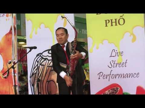 Nghệ sĩ MAI ĐÌNH TỚI Đàn Bằng ống bô xe Máy - Có 1 không 2 - Đạt kỷ lục nhạc cụ Sáng tạo Việt
