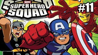 Marvel Super Hero Squad The Infinity Gauntlet #11 — Rise of the Dark Silver Surfer {Xbox 360}