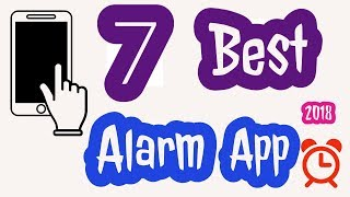 7 The Best Alarm Android Apps 2018?|Tamil Tech Ginger