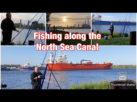 Fishing Along The North Sea Canal: PinoyNed Journey