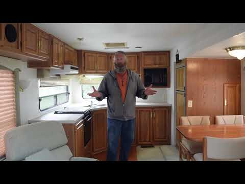 $66 a month to live in. Tour Of Our Tiny House