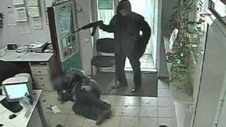 Вооруженное ограбление Сбербанка в Москве