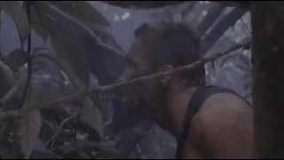 Video Escape - Predator 1987 - cut scene download MP3, 3GP, MP4, WEBM, AVI, FLV Juni 2018