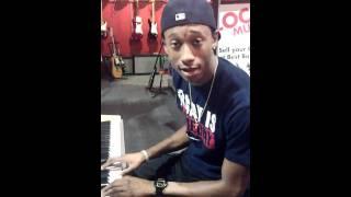 Carl Thomas - I wish I never met her (piano)