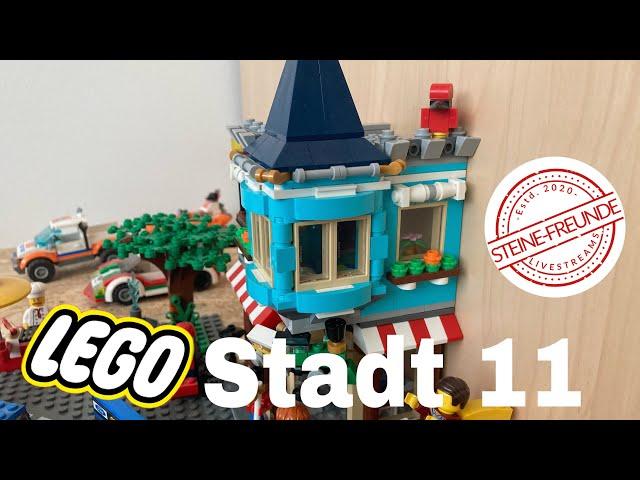 Lego Stadt Update 11/ Der Spielzeugladen