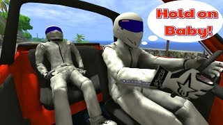 Stiggy STIG Crash Testing #2 Beamng Drive