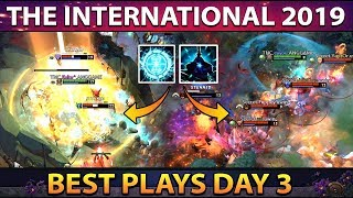 The International 2019 - TI9 Best Plays Group Stage - Day 3