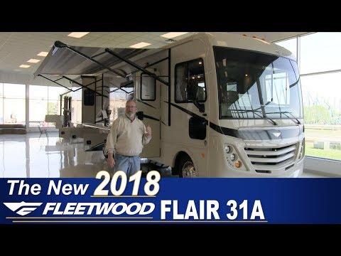 New RV: 2018 Fleetwood Flair 31A - Shakopee, Mpls, St Paul, St Cloud, Mankato, Ramsey, MN