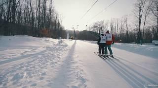 Кубок Приморского края по горнолыжному спорту. Слалом-гигант. Арсеньев