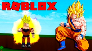 Roblox → GOKU FACTORY!! -Anime Tycoon! #2 🎮