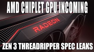 Radeon Chiplet GPUs Leak - AMD…