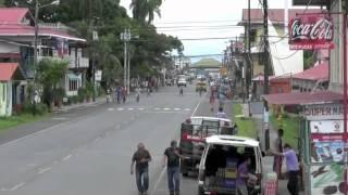 Bocas del Toro main street