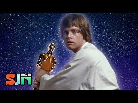 The Last Jedi: JJ Abrams Thinks Mark Hamill Should Get Oscar