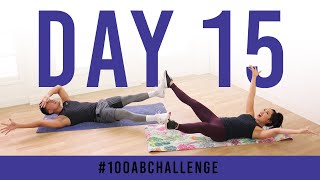 Day 15: 100 Star Abs! | #100AbChallenge w/ Kenta Seki