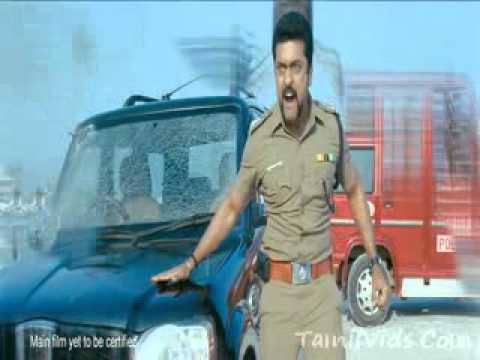 Singam 2 in tamil teaser
