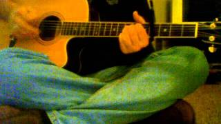 Blessed Redeemer (acoustic cover) - Casting Crowns