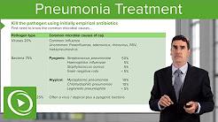 Pneumonia Treatment – Respiratory Medicine | Medical Education Videos
