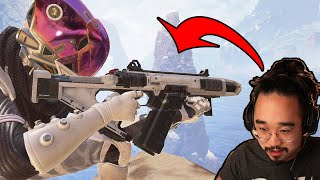 *NEW* Pay to Win skin for the R-99? (Season 4 Apex Legends)