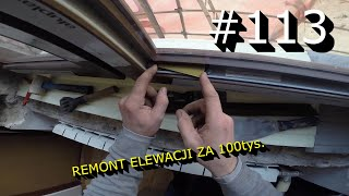 Jak wyjąć szybę z okna PCV? Jak rozszklić okno? Budowa okna po krótce. #RemontElewacjiZa100tys