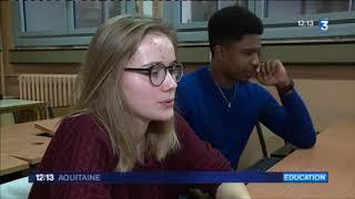 Les lycéens découvrent Parcours Sup