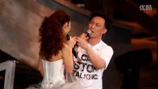 Fiona & Eason 薛凱琪 陳奕迅 陀飛輪 live 2012-07-08