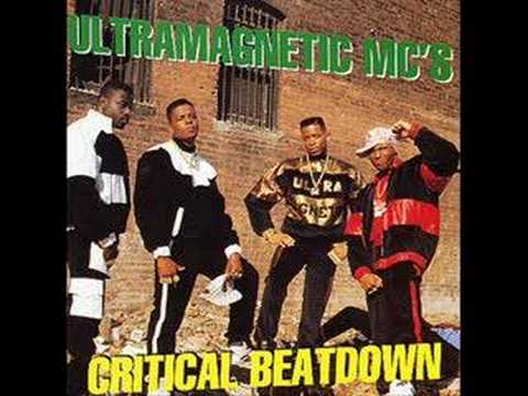 Ultramagnetic MC's - Give The Drummer Some